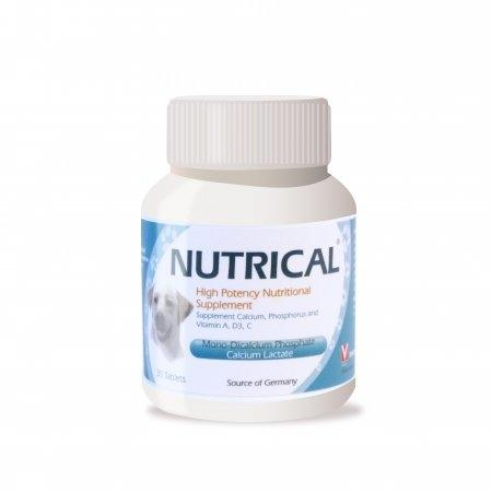 Nutrical 30 tablets