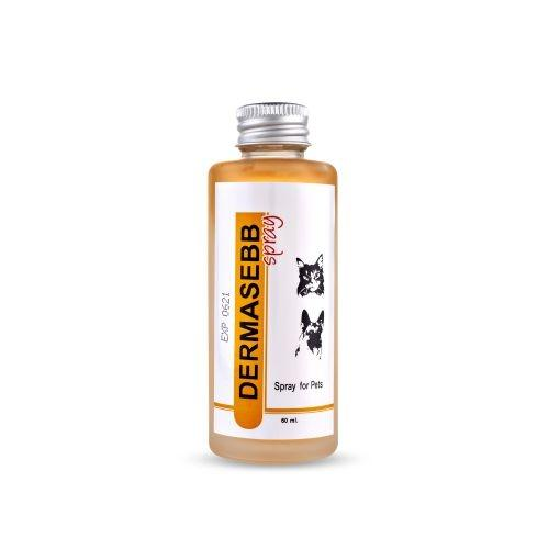 DermaSeBB Spray 60 cc.
