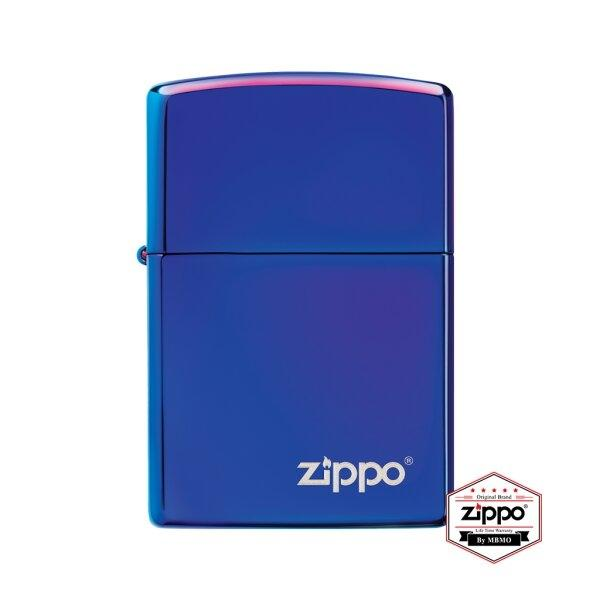 29899ZL High Polish Indigo with Zippo Logo