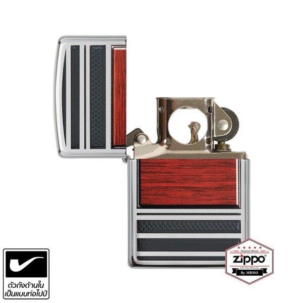 28676 Steel And Wood Pipe Lighter