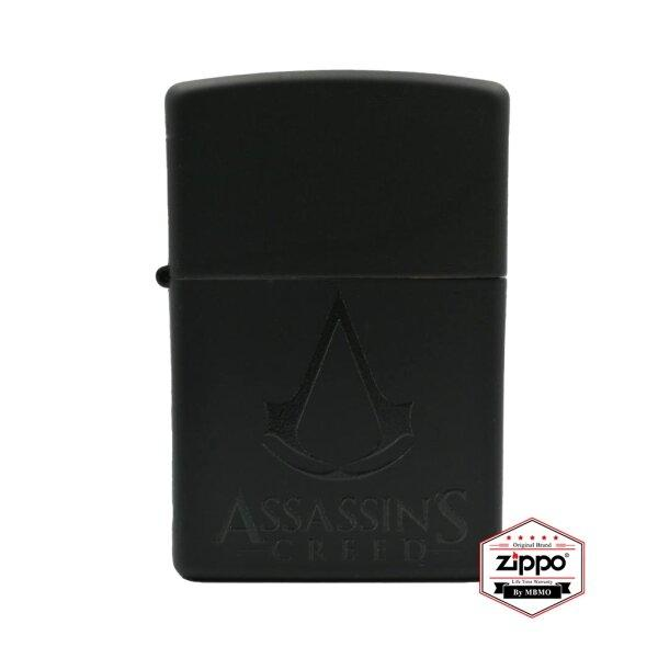 218-084114 Assassin's Creed® Black Matte