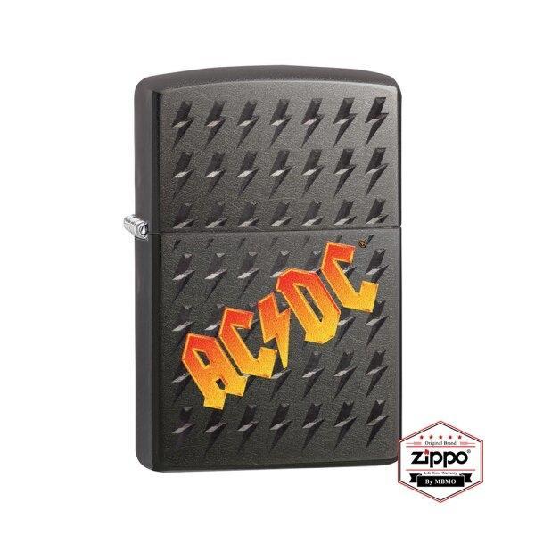 49014 AC/DC® Grey Iced