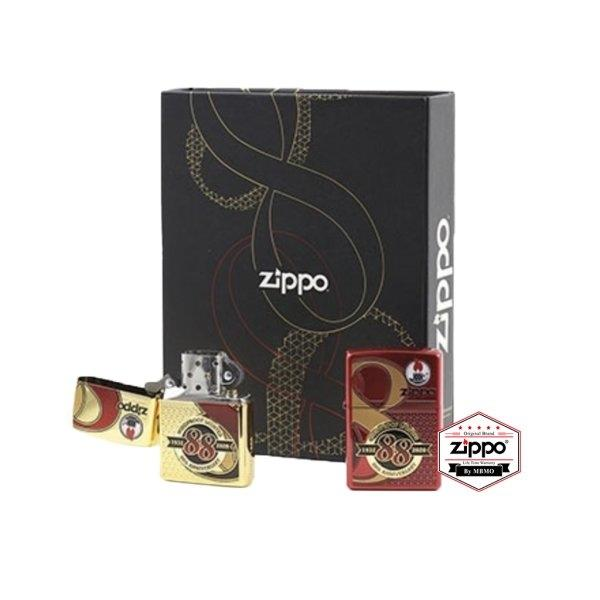 ZA-2-147C Zippo 88th Anniversary Asia Limited Edition Box Set
