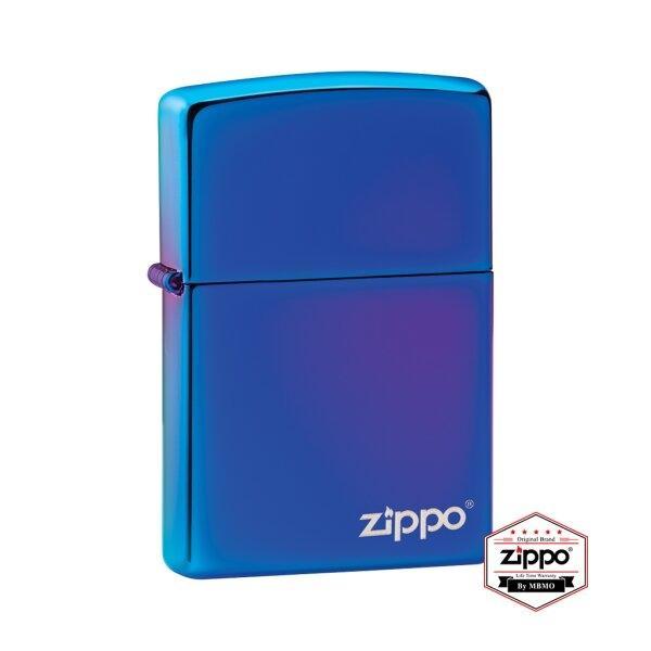 29899ZL High Polish Indigo with Zippo Logo