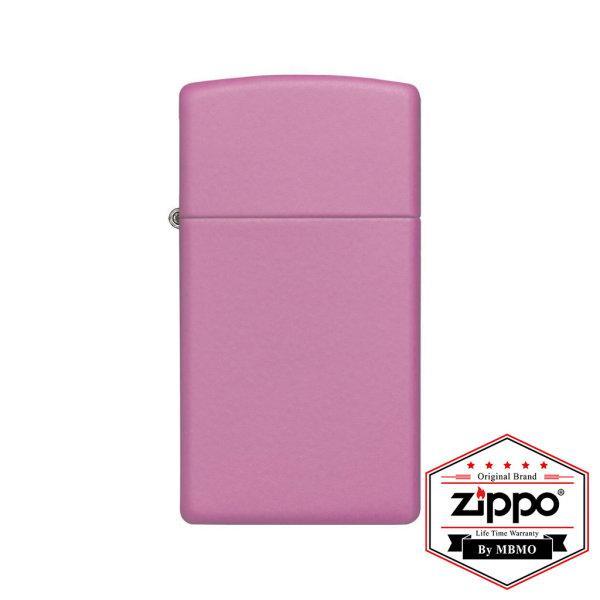 1638 Slim Pink Matte