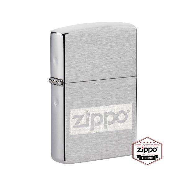 49358 Zippo Flask & Lighter Gift Set