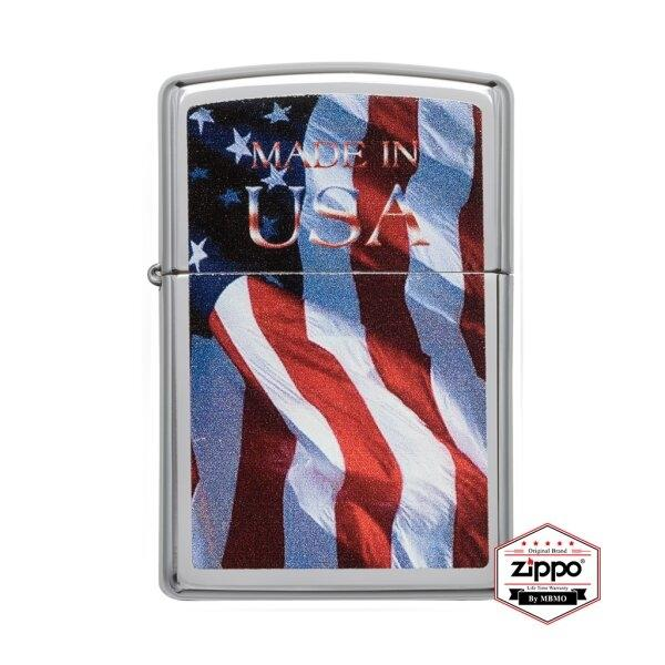 24797 Made in USA Flag