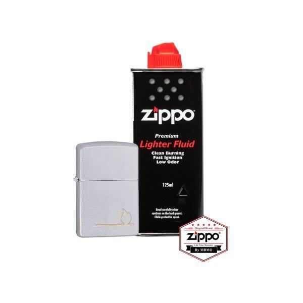 899 set: 49210 Zippo Flame Design with Fluid