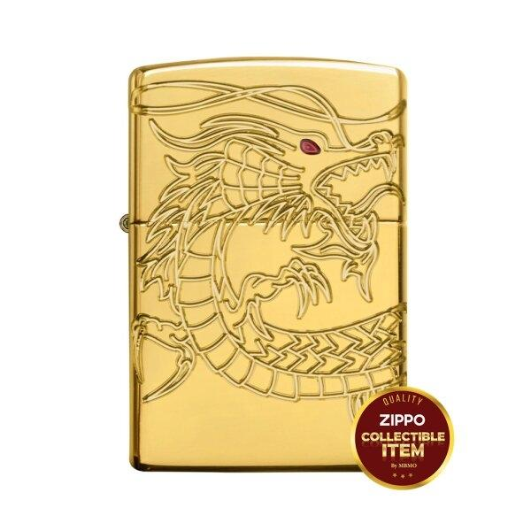 29265 Asian Dragon (Gold Plated Armor®)