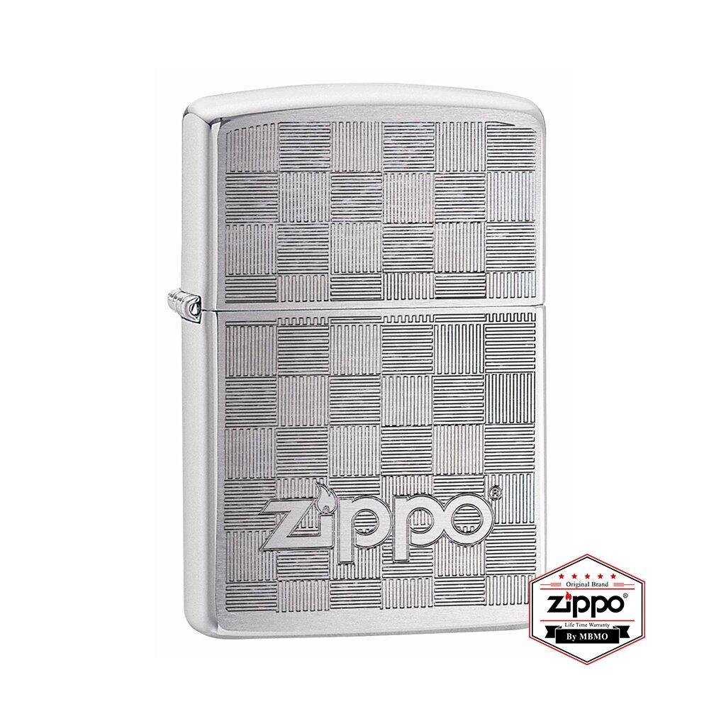 49205 Zippo Weave Design