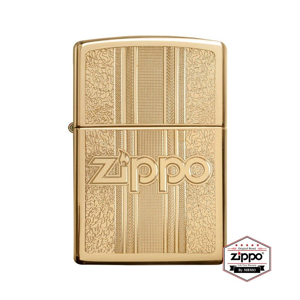 29677 Zippo and Pattern Design