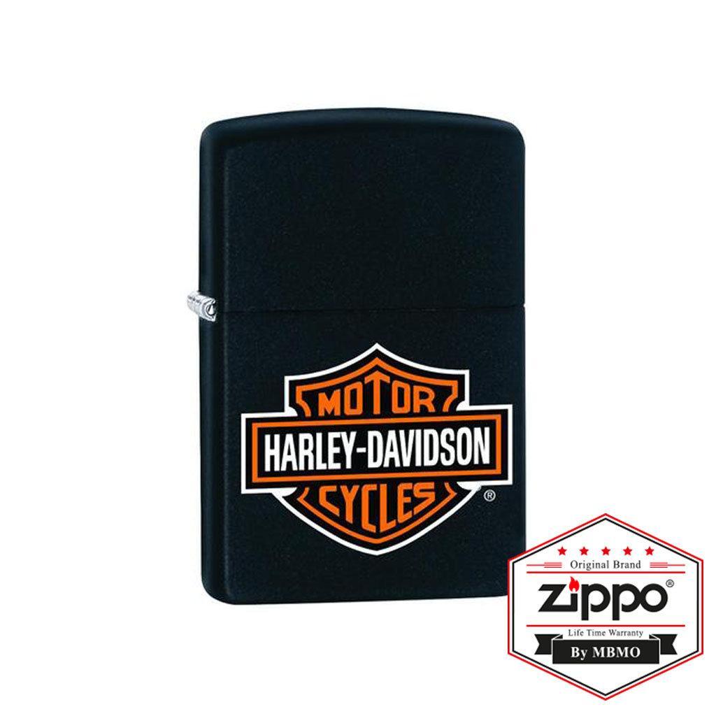 218HD.H252 Harley-Davidson® Black Matte