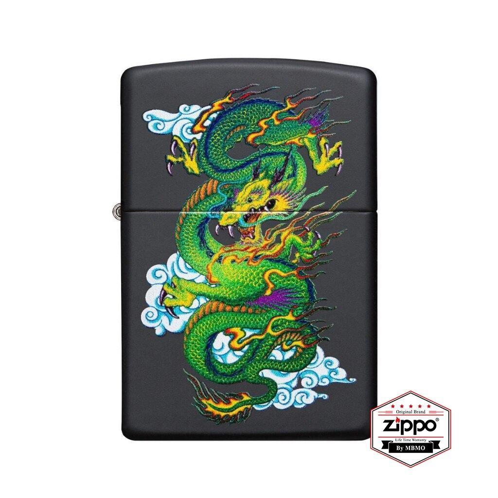 29839 Black Matte Dragon