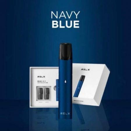 Relx Navy Blue Kit พร้อมหัว 2 ตัว