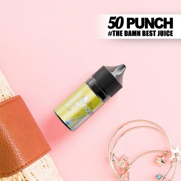 50 punch Cocktail Mojito