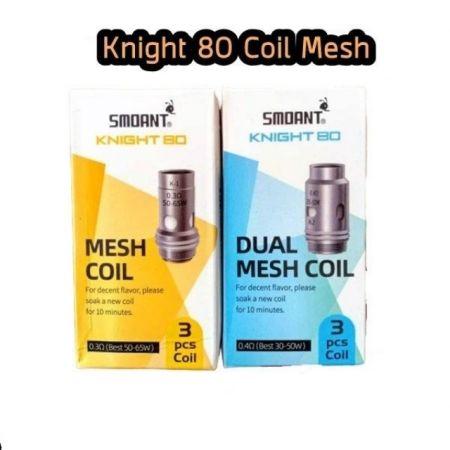 Smoant Knight 80w Mesh Coil(0.3-0.4)