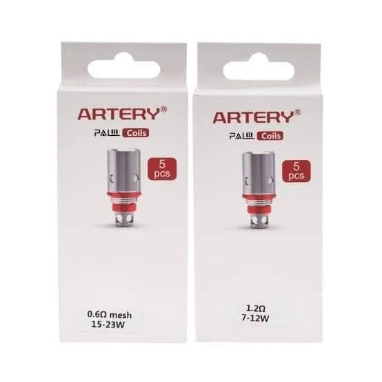 Coil Artery (Palm2 & Palm2Pro)