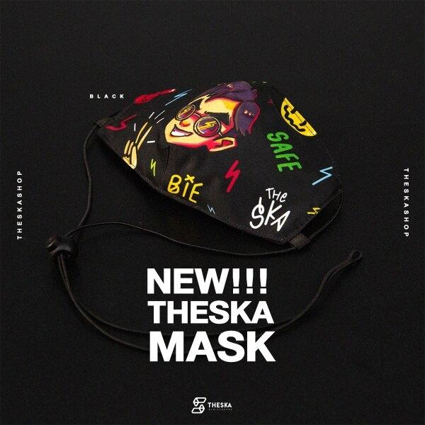 THE SKA MASK BLACK