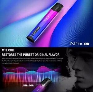 F บุหรี่ไฟฟ้าพอด POD Smok Nfix Kit [แท้]