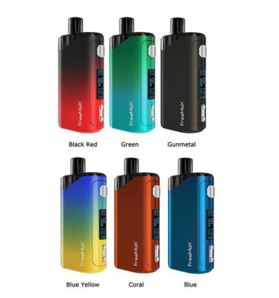 F [บุหรี่ไฟฟ้าพอด] FreeMax Autopod50 Pod Mod Kit [แท้]
