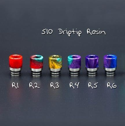 510 Driptip Resin