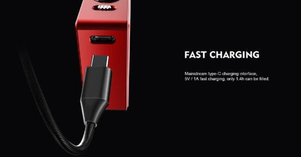 Tesla INVADER GT Pod Kit 1200mAh [แท้][บุหรี่ไฟฟ้าพอด]