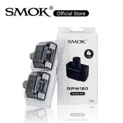 F Smok RPM 160 Empty Pod [1กล่อง2ชิ้น][พอดเปล่าแท้งเปล่า]