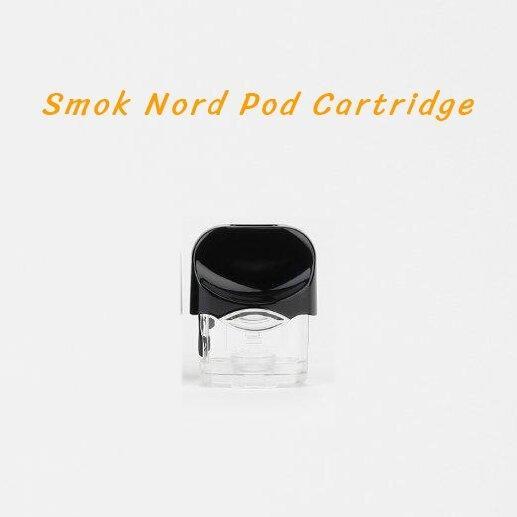 * Smok Nord Pod Cartridge Black[แท้][1ชิ้น][พอดเปล่า]