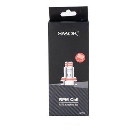coil for Smok RPM 0.30 MTL Mesh Coil [1กล่อง5ชิ้น]