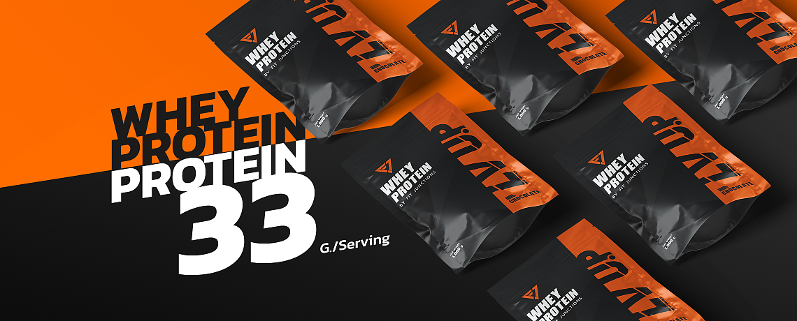 Level Up Whey Protein