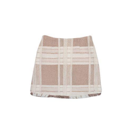 พรีเมี่ยม Skirt สีชมพู