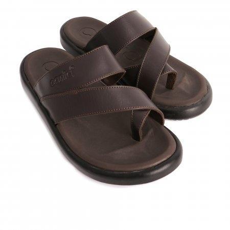CANIA (คาเนีย) รองเท้าแตะลำลอง รุ่น CN51031 - สีน้ำตาล