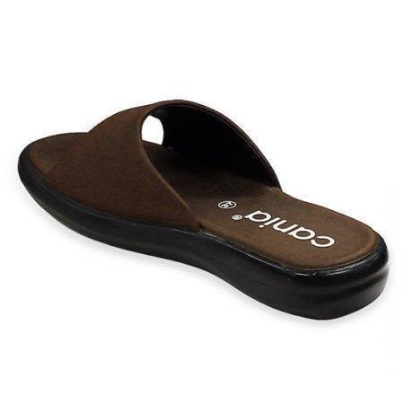 CANIA คาเนีย รองเท้าแตะลำลองหญิง รุ่น CN52054 - สีน้ำตาล Size 36-39