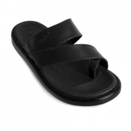 CANIA คาเนีย รองเท้าแตะลำลองชาย รุ่น CN51031 - สีดำ Size 40-44