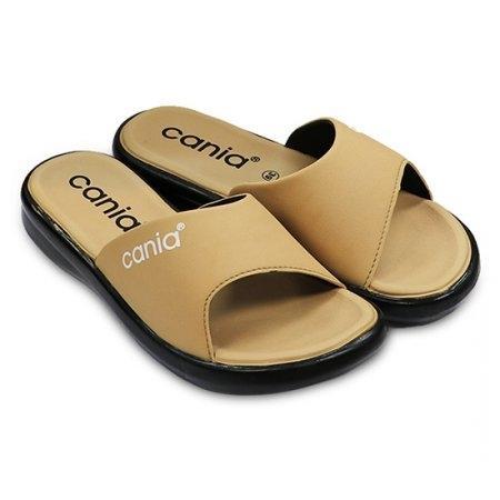 CANIA (คาเนีย) รองเท้าแตะลำลอง รุ่น CN52054 - สีครีม