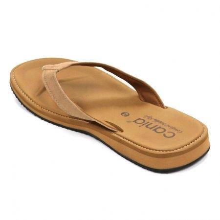 CANIA คาเนีย รองเท้าแตะลำลองชายหญิง รุ่น CM/CW11266 - สีครีม Size 36-44