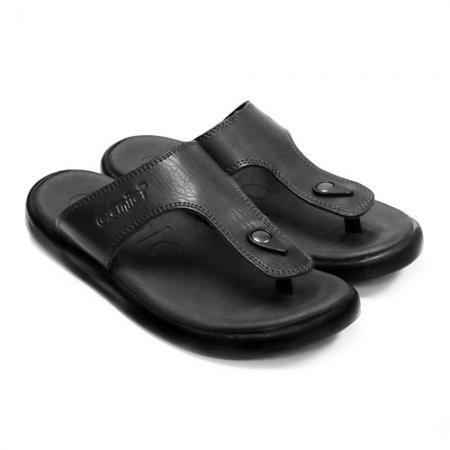 CANIA (คาเนีย) รองเท้าแตะลำลอง รุ่น CN51028 - สีดำ