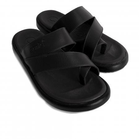 CANIA (คาเนีย) รองเท้าแตะลำลอง รุ่น CN51031 - สีดำ