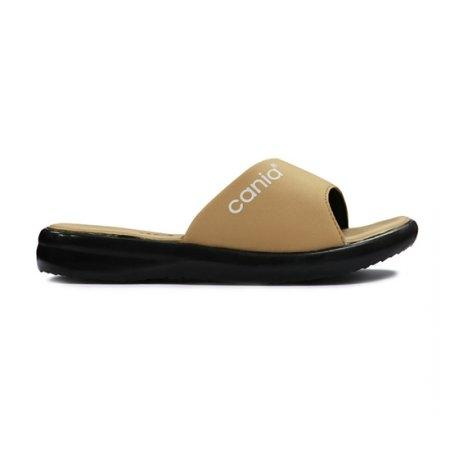 CANIA คาเนีย รองเท้าแตะลำลองหญิง รุ่น CN52054 - สีครีม Size 36-39