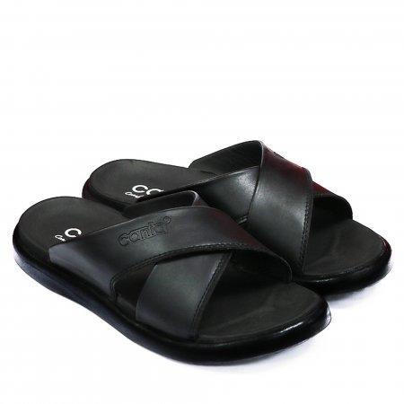 CANIA (คาเนีย) รองเท้าแตะลำลอง รุ่น CN52040 - สีดำ