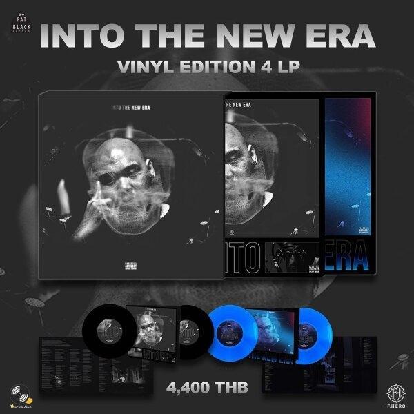 F.HERO : Vinyl - Into The New Era