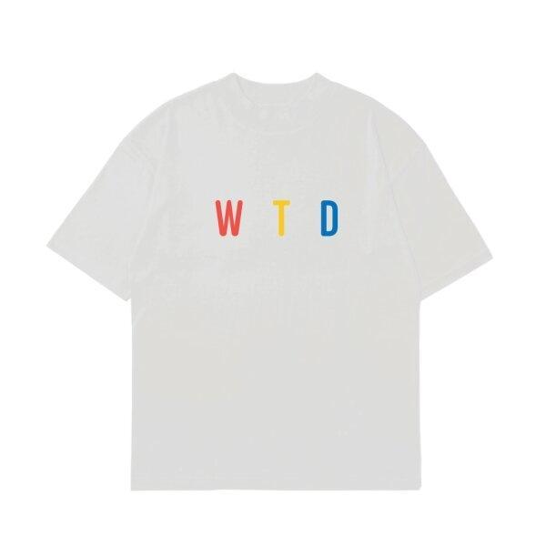 T-shirt : WTD-white