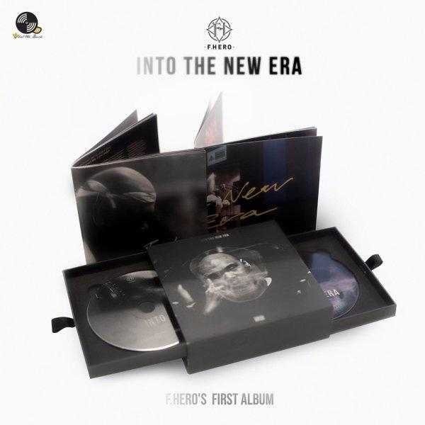 F.HERO : Album - Into The New Era