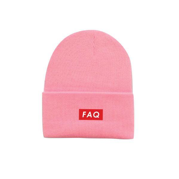 Hat : DF Pink
