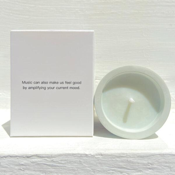 [Lot 1] Morvasu : Soy Wax Candle กลิ่น From my Melbourne to you inspired by เพลง Melbourne
