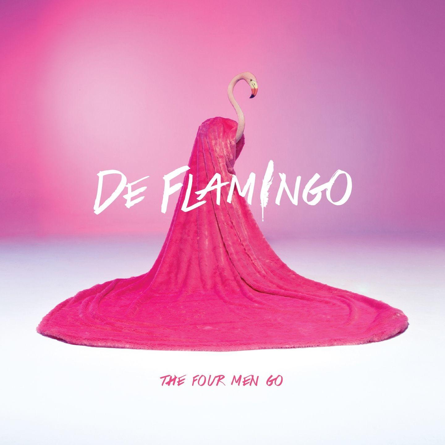 De Flamingo - Album : The Four Men Go