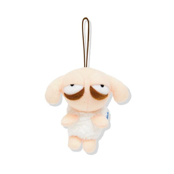 UNSLEEP SHEEP KEYCHAIN DOLL (ORIGINAL)