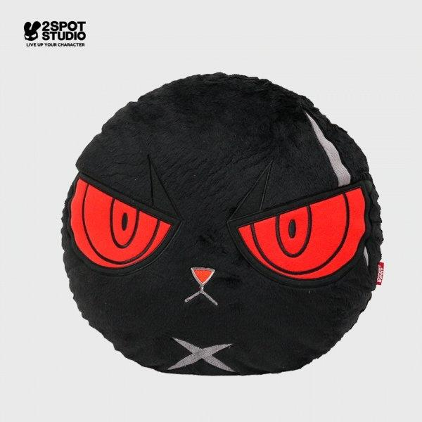 DARK RABBIT PLUSH PILLOW