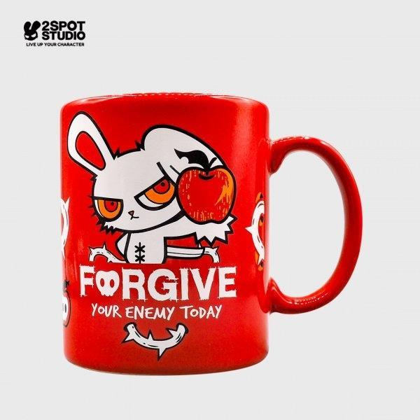 BLOODY BUNNY(FORGIVE) MUG
