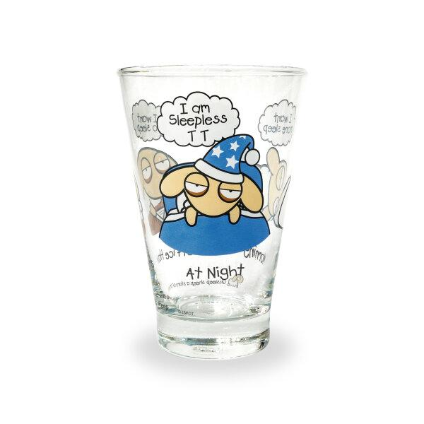 UNSLEEP SHEEP WATER GLASS (DAILY LIFE)